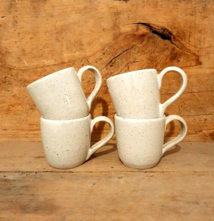 Kubek ceramiczny, ceramika, ręcznie, prezent, kawa - Artiszok