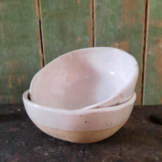 miska ceramiczna, misa, śniadaniowa rękodzieło - Artiszok