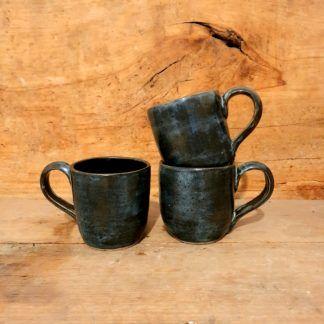 Kubek ceramiczny, ceramika, handmade, kuchnia, prezent - Artiszok