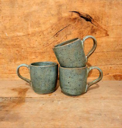 Kubek ceramiczny, ceramika, kawa, prezent, handmade - Artiszok