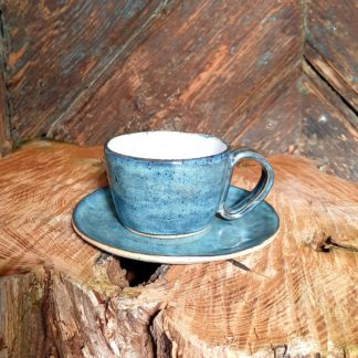 Kubek XL, kawa, herbata, rękodzieło-Artiszok